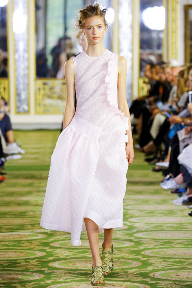 Simone Rocha Ready To Wear SS 2016 LFW (27)