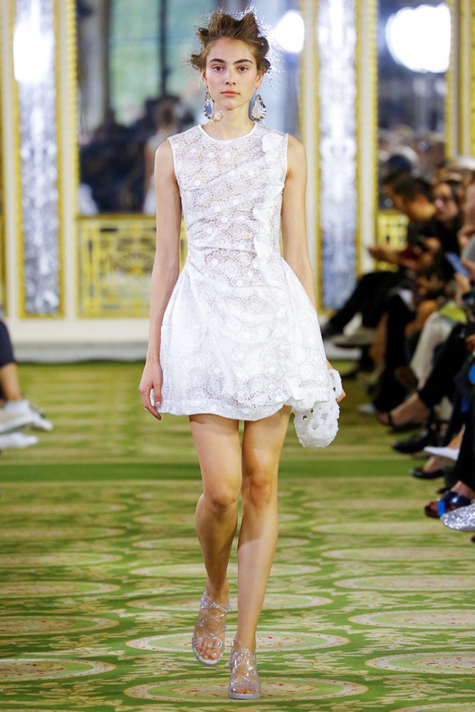 Simone Rocha Ready To Wear SS 2016 LFW (38)