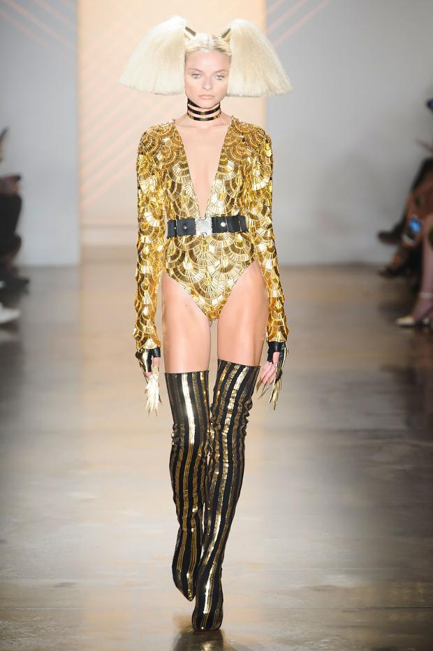 The Blonds Ready To Wear SS 2016 NYFW (4)