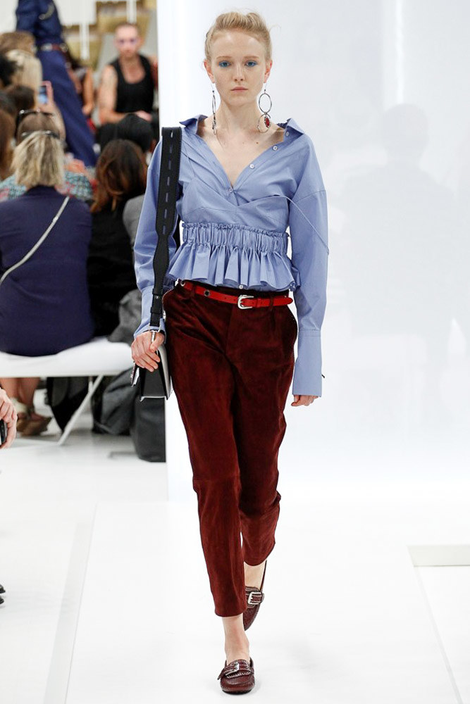 Tod's Ready To Wear SS 2016 MFW (18)