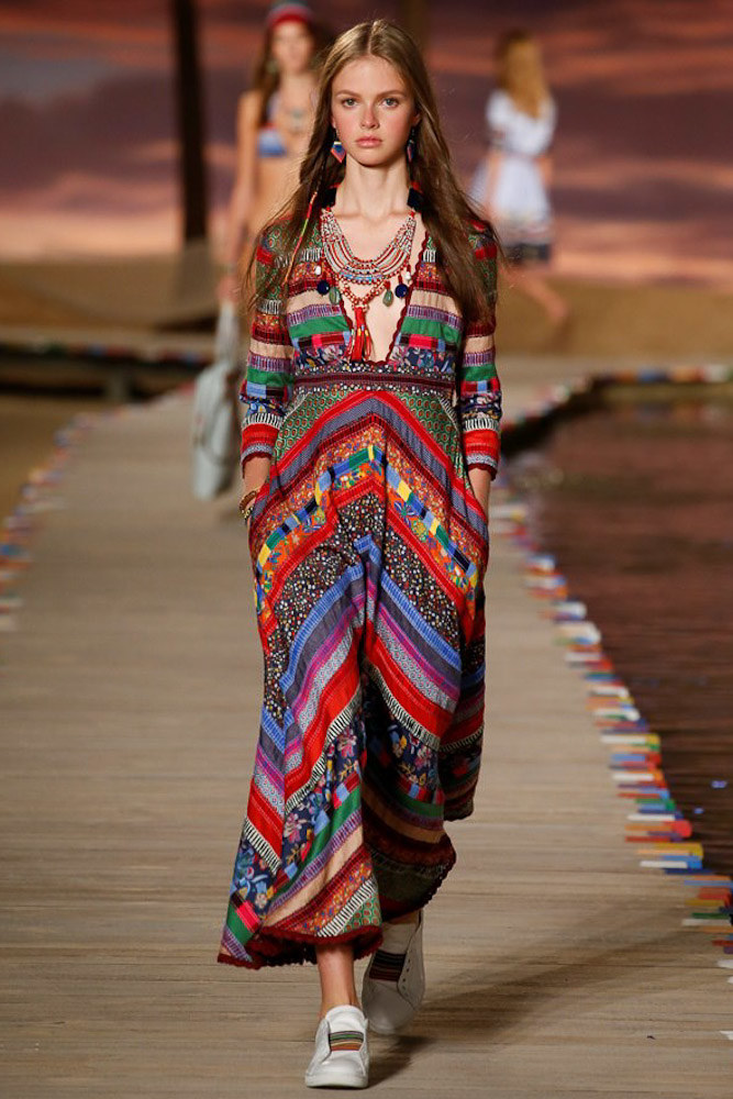 Tommy Hilfiger Ready To Wear SS 2016 NYFW (10)