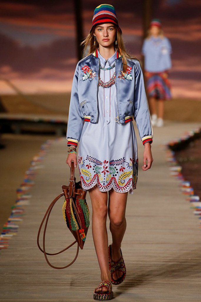 Tommy Hilfiger Ready To Wear SS 2016 NYFW (2)