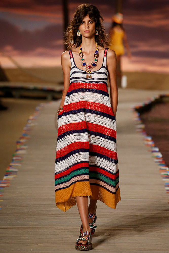 Tommy Hilfiger Ready To Wear SS 2016 NYFW (24)