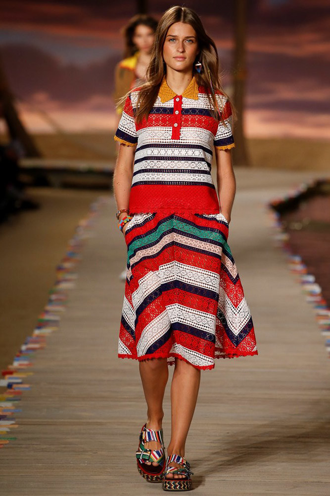 Tommy Hilfiger Ready To Wear SS 2016 NYFW (28)
