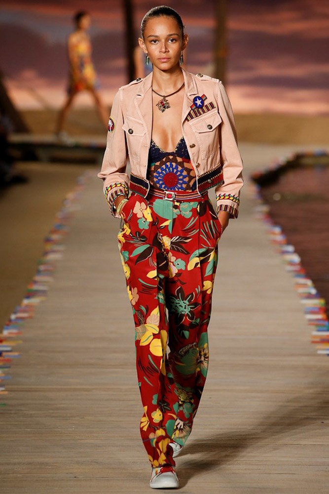 Tommy Hilfiger Ready To Wear SS 2016 NYFW (35)