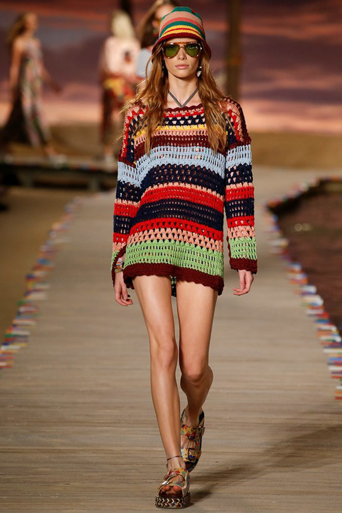 Tommy Hilfiger Ready To Wear SS 2016 NYFW (44)