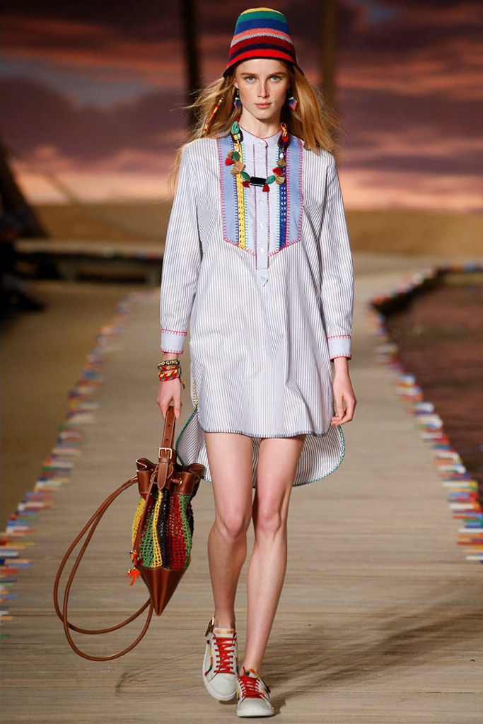 Tommy Hilfiger Ready To Wear SS 2016 NYFW (6)