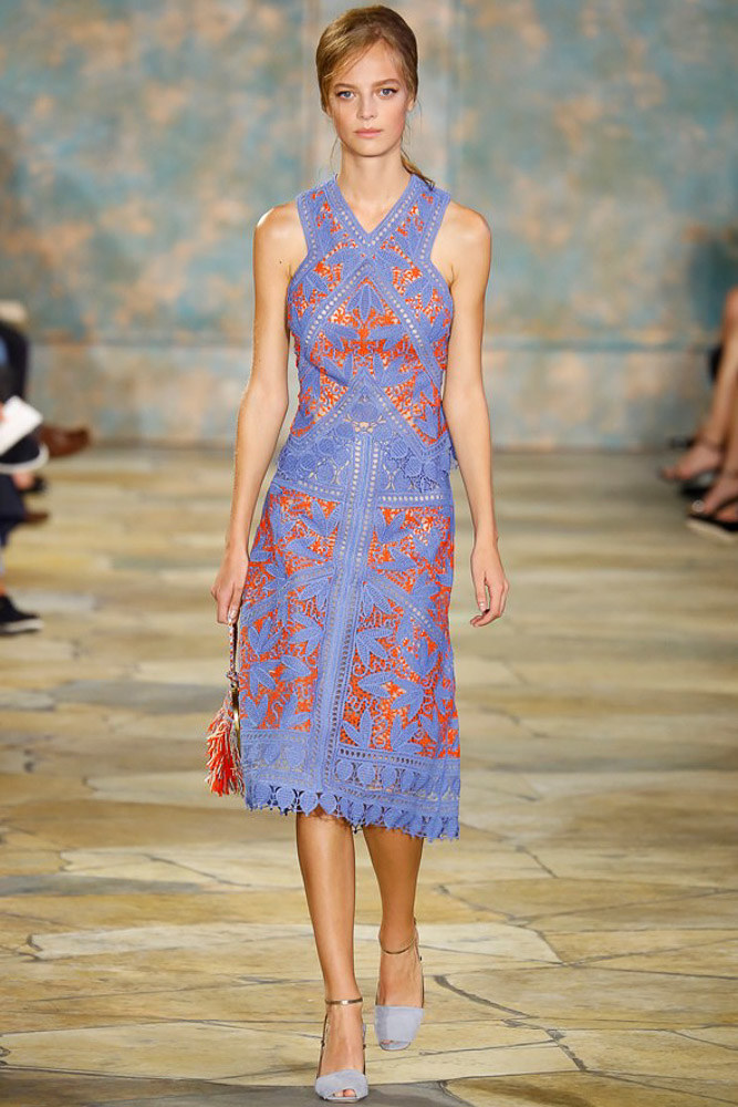 Tory Burch Ready To Wear SS 2016 NYFW