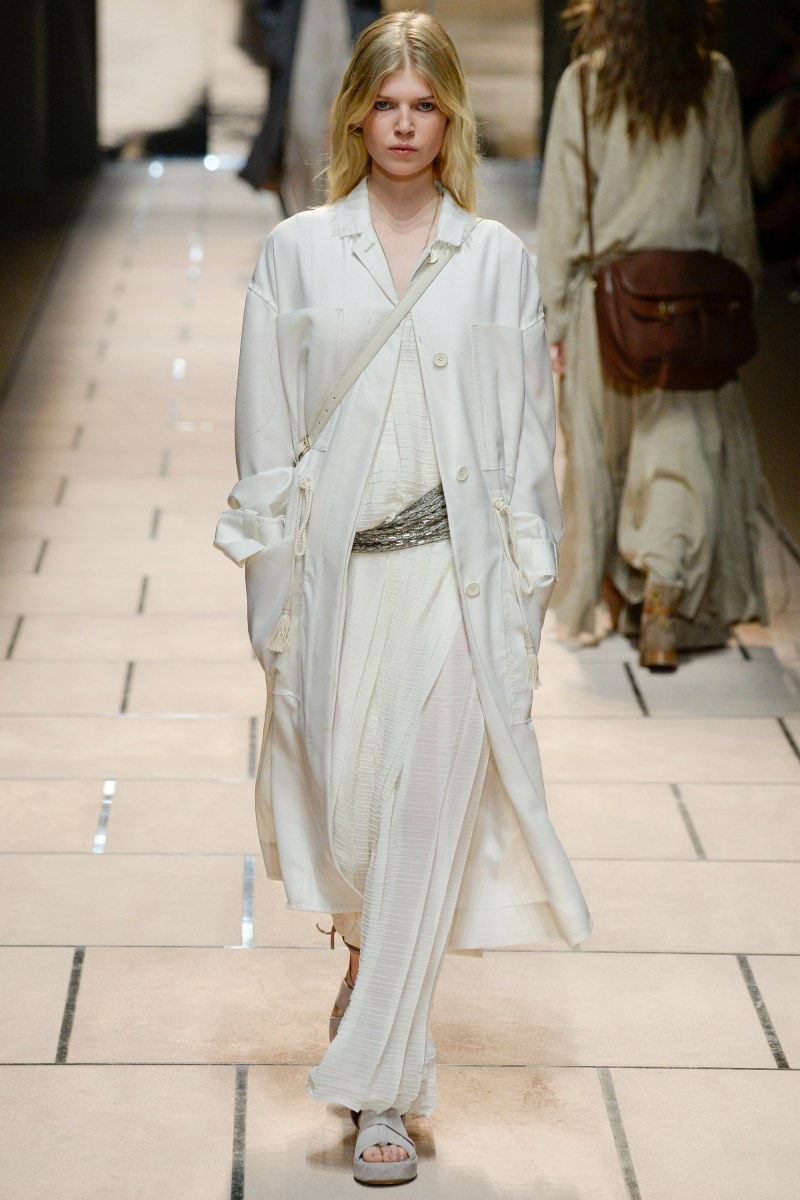 Trussardi Ready To Wear SS 2016 MFW (11)