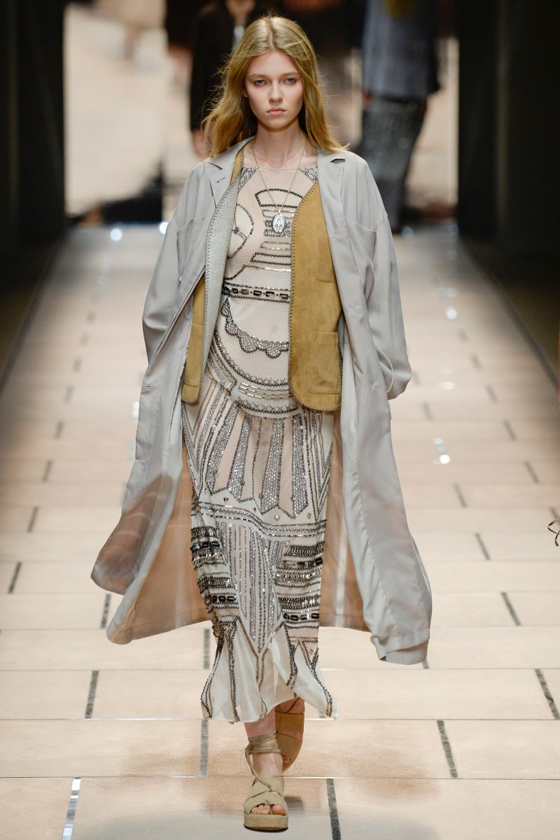 Trussardi Ready To Wear SS 2016 MFW (15)