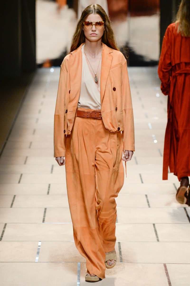 Trussardi Ready To Wear SS 2016 MFW (28)