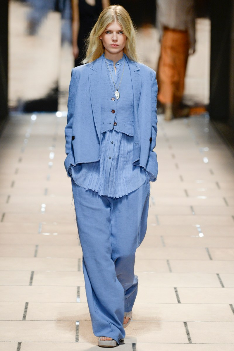 Trussardi Ready To Wear SS 2016 MFW (31)