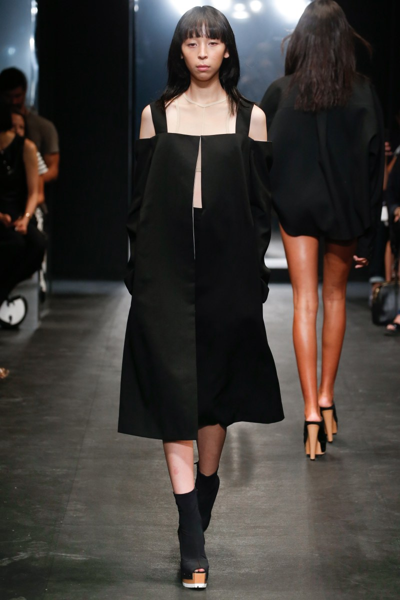 Vera Wang Ready To Wear SS 2016 NYFW (15)