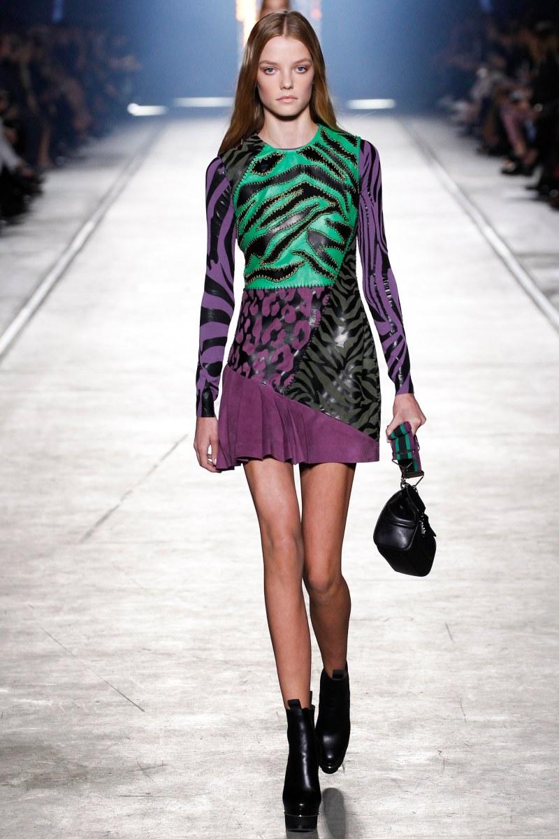 Versace Ready To Wear SS 2016 MFW (15)
