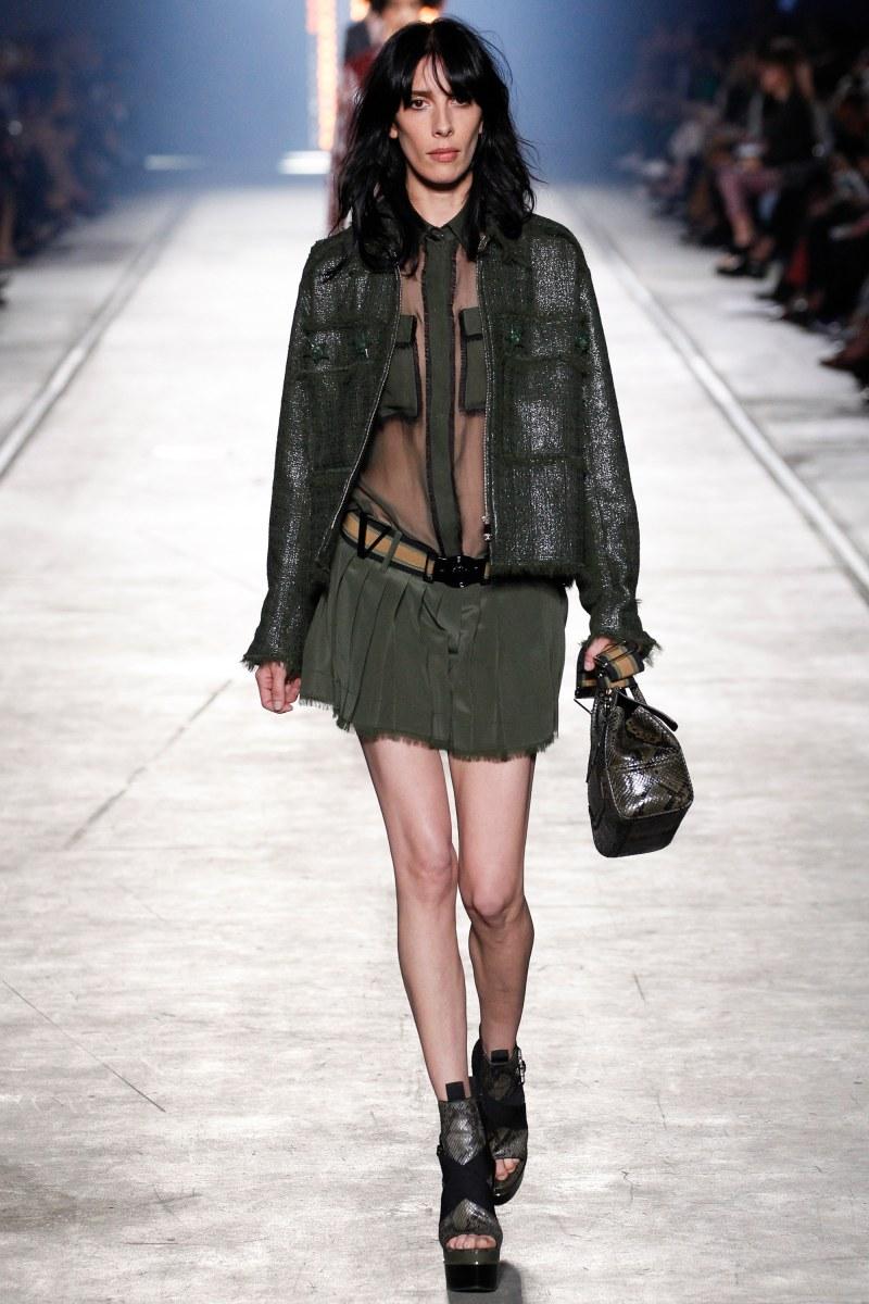 Versace Ready To Wear SS 2016 MFW (22)
