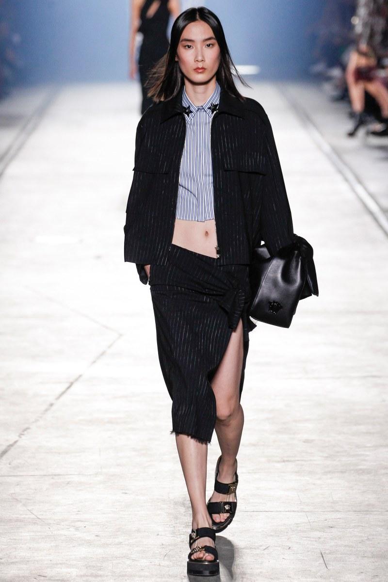Versace Ready To Wear SS 2016 MFW (25)