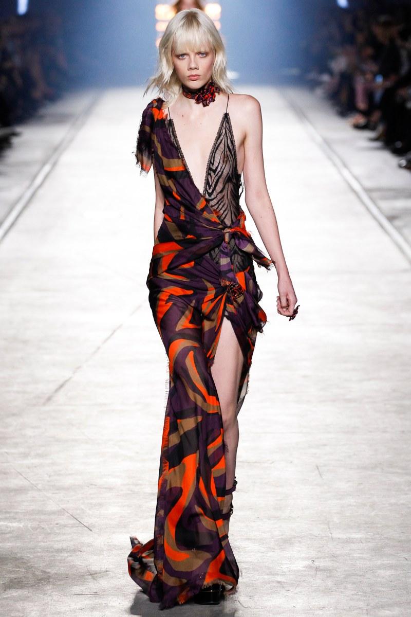 Versace Ready To Wear SS 2016 MFW (46)