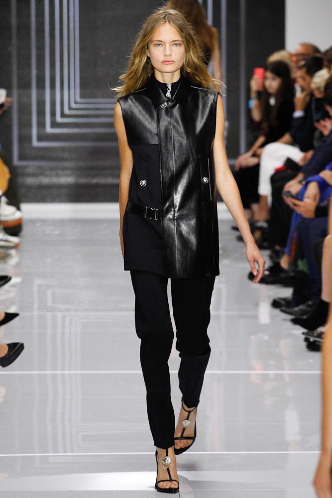 Versus Versace Ready To Wear SS 2016 LFW (32)