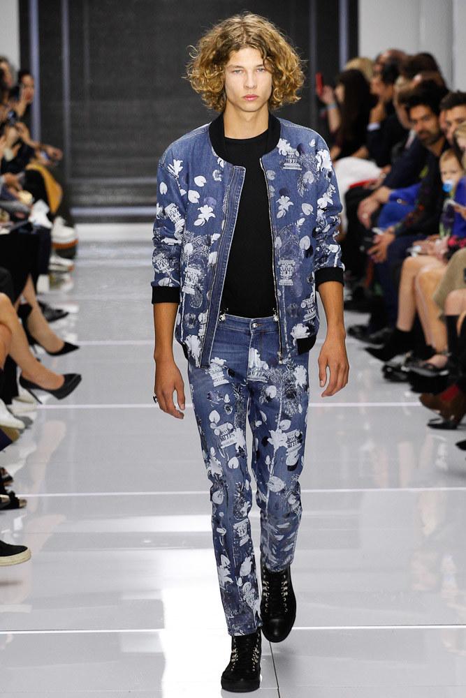 Versus Versace Ready To Wear SS 2016 LFW (37)