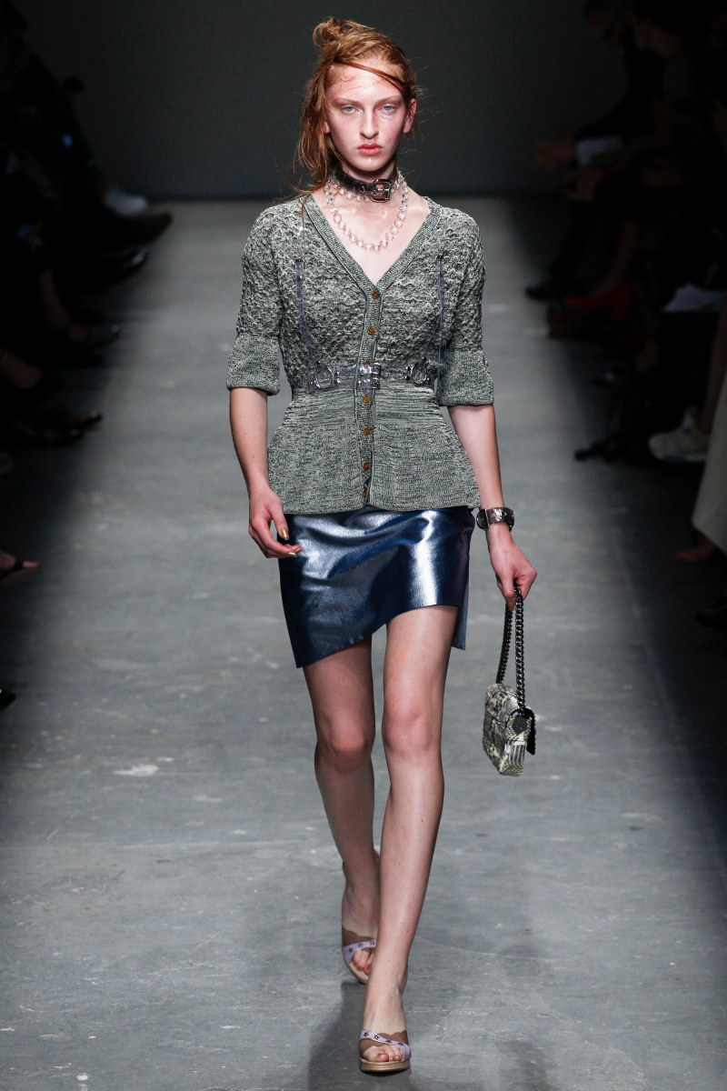 Vivienne Westwood Red Label Ready To Wear SS 2016 LFW (23)