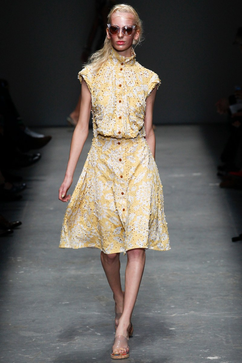 Vivienne Westwood Red Label Ready To Wear SS 2016 LFW (8)