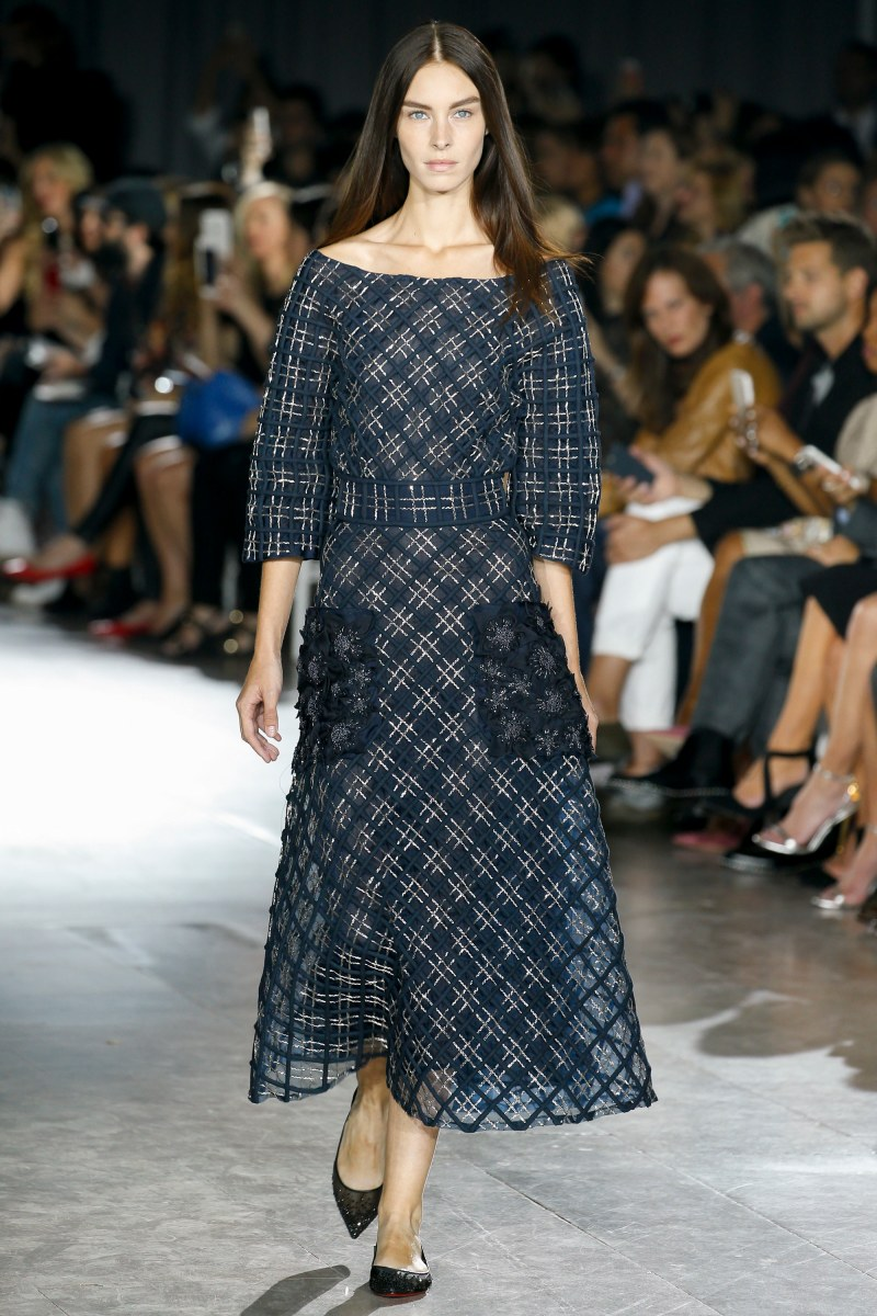 Zac Posen Ready To Wear SS 2016 NYFW (25)