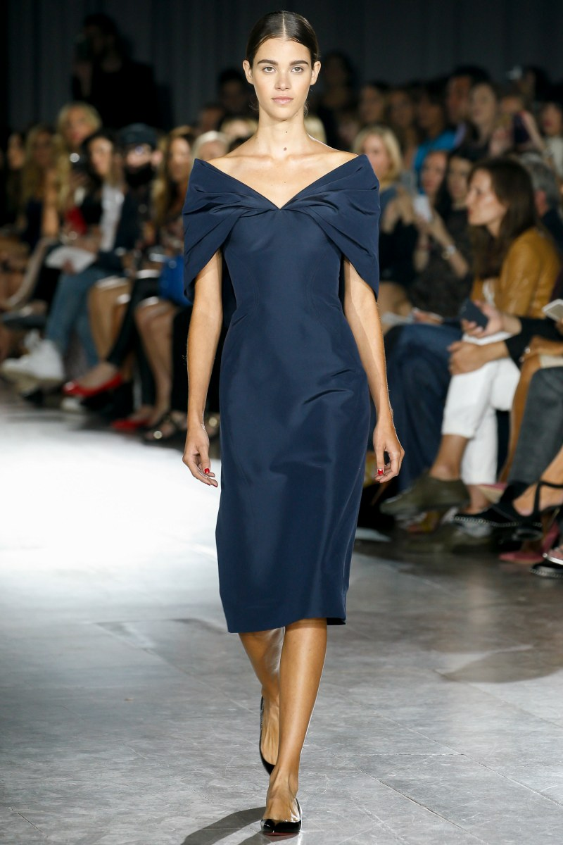 Zac Posen Ready To Wear SS 2016 NYFW (34)