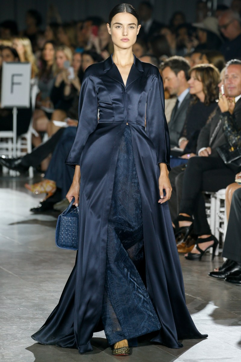 Zac Posen Ready To Wear SS 2016 NYFW (37)