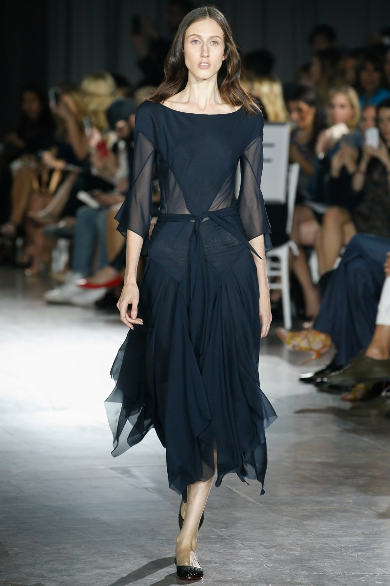 Zac Posen Ready To Wear SS 2016 NYFW (9)