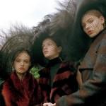 Avery Blanchard, Eva Klimkova and Katya Ledneva by Michal Pukdelka