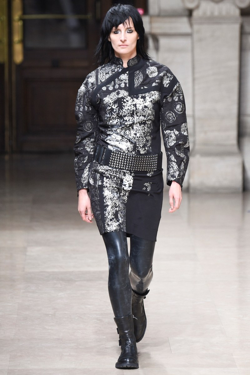 A.F. Vandevorst Ready To Wear SS 2016 PFW (2)