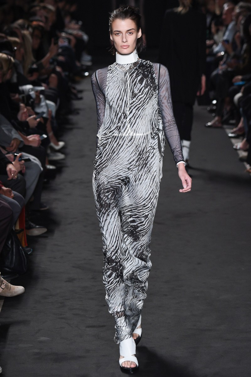 Ann Demeulemeester Ready To Wear SS 2016 PFW (10)