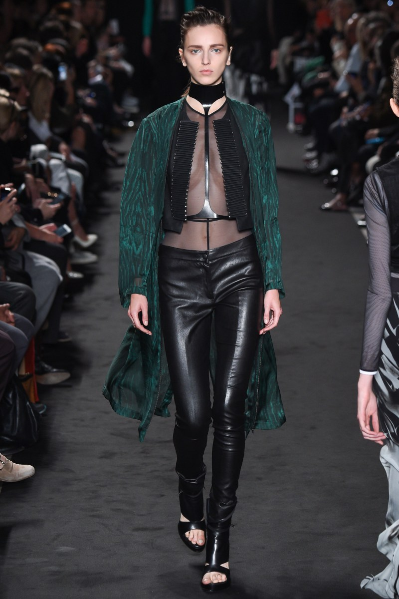 Ann Demeulemeester Ready To Wear SS 2016 PFW (12)