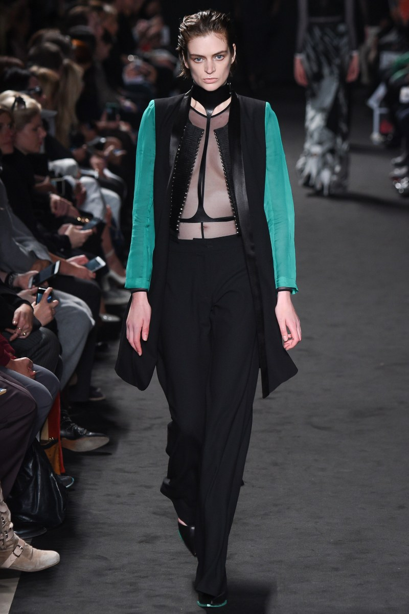 Ann Demeulemeester Ready To Wear SS 2016 PFW (13)