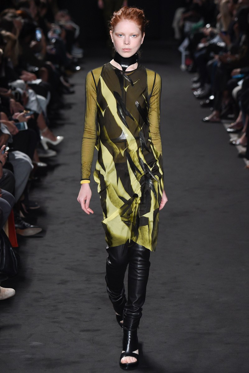 Ann Demeulemeester Ready To Wear SS 2016 PFW (15)