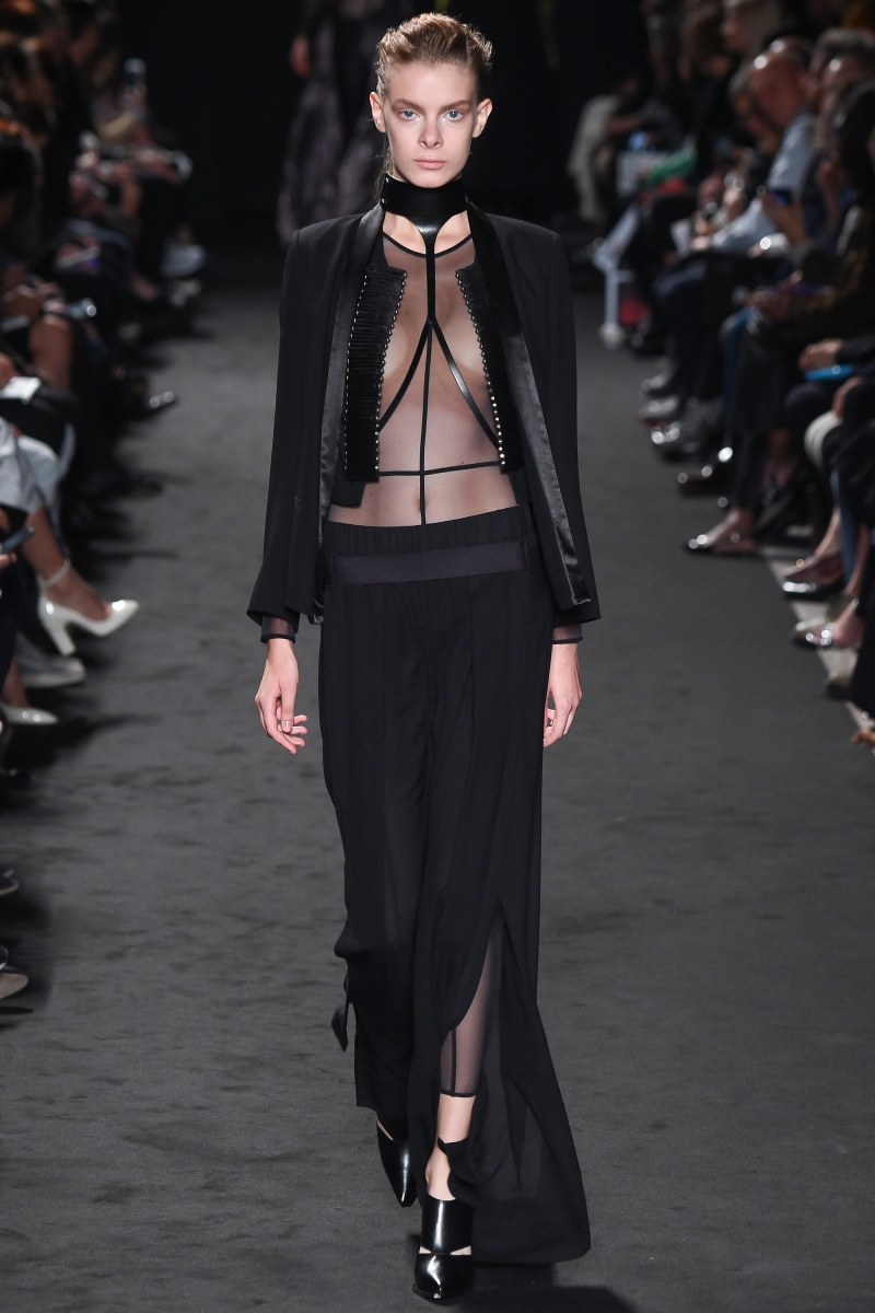 Ann Demeulemeester Ready To Wear SS 2016 PFW (19)
