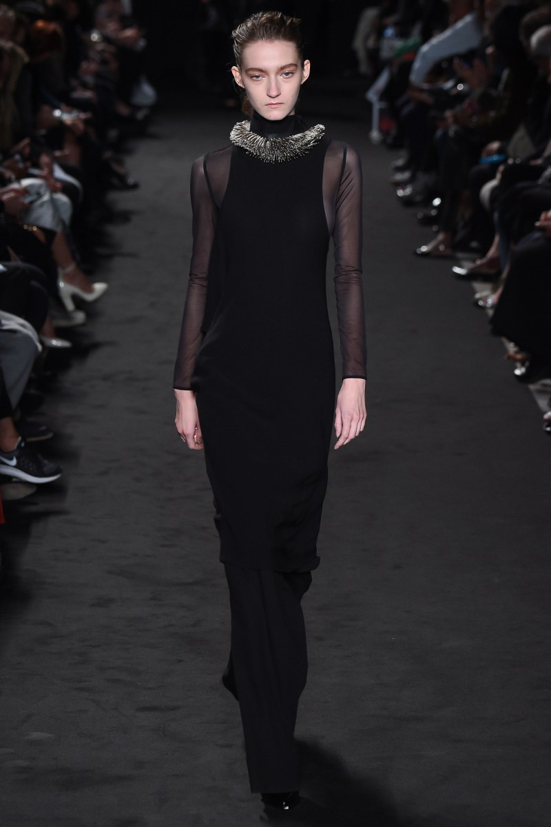 Ann Demeulemeester Ready To Wear SS 2016 PFW (23)