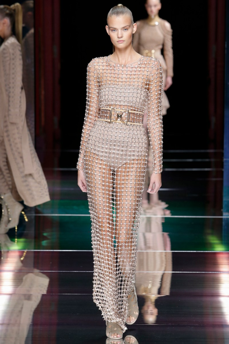 Balmain Ready To Wear SS 2016 PFW (24)