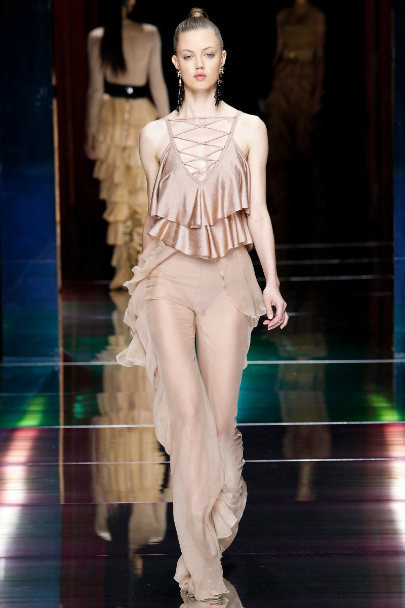 Balmain Ready To Wear SS 2016 PFW (36)