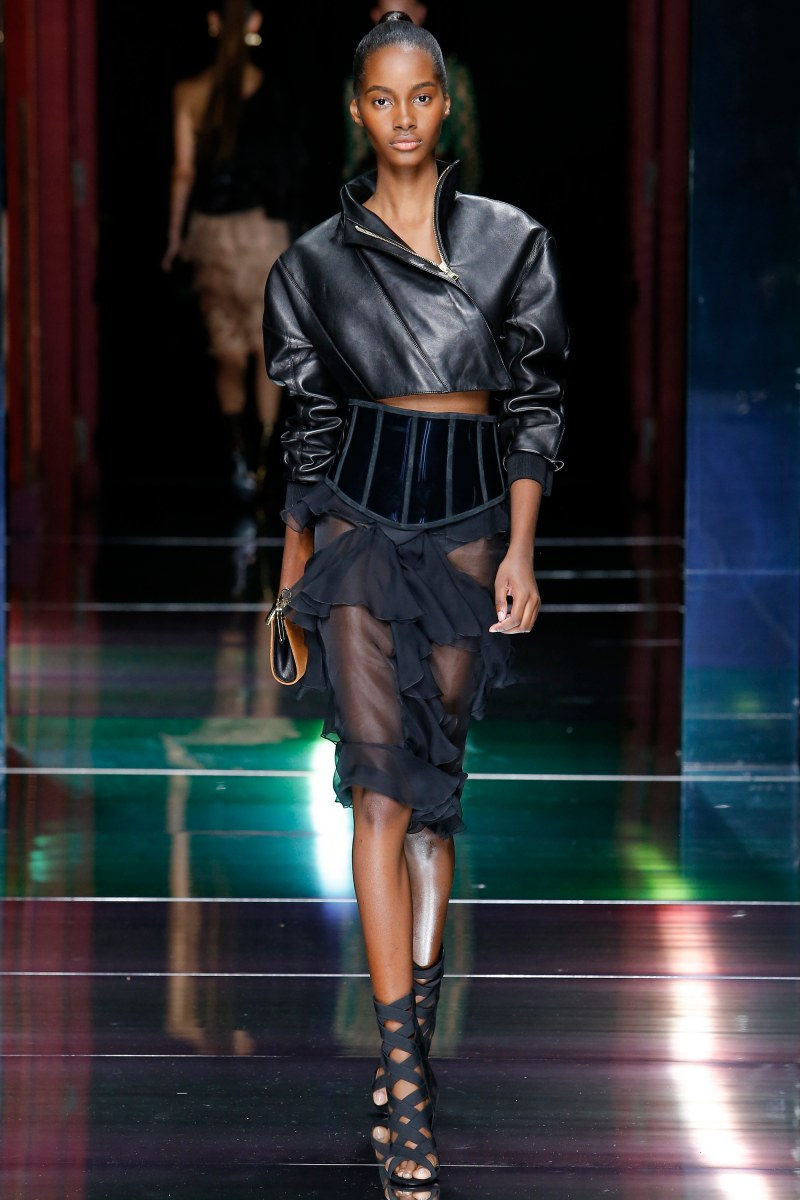 Balmain Ready To Wear SS 2016 PFW (47)