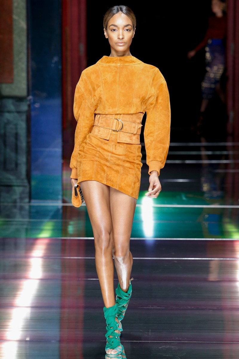 Balmain Ready To Wear SS 2016 PFW (5)