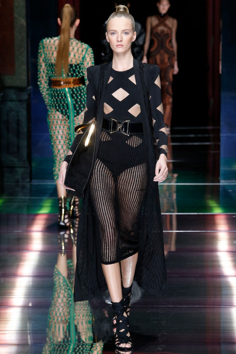 Balmain Ready To Wear SS 2016 PFW (52)