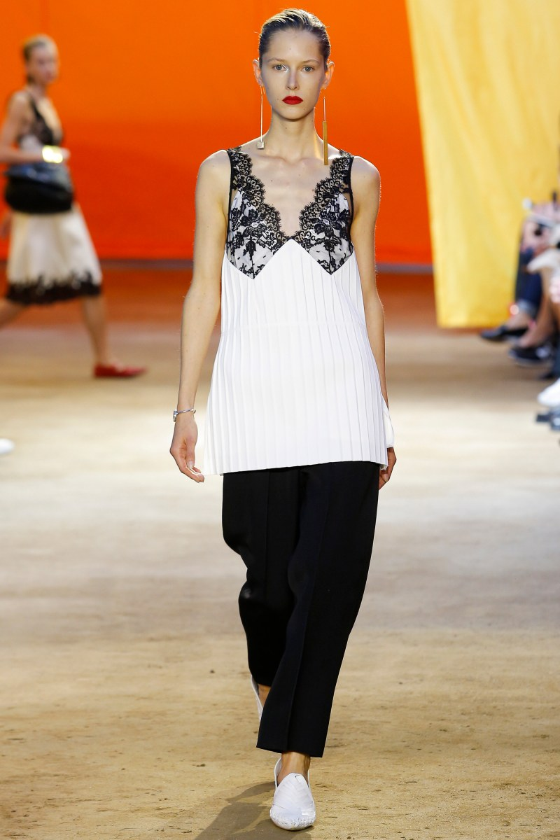 Céline Ready To Wear SS 2016 PFW (3)