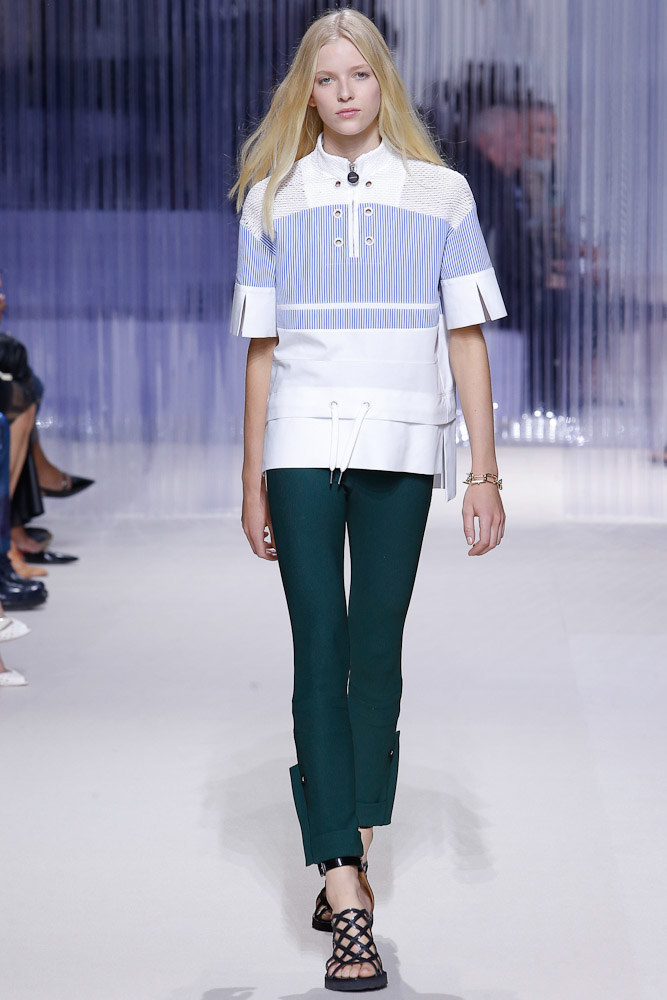 Carven Ready To Wear SS 2016 PFW (12)