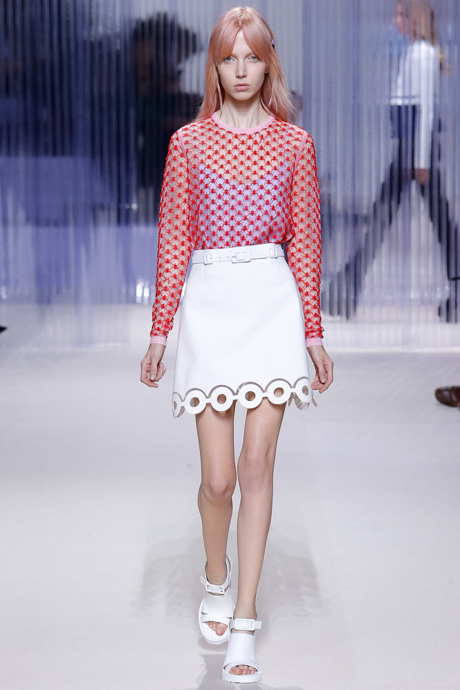 Carven Ready To Wear SS 2016 PFW (15)
