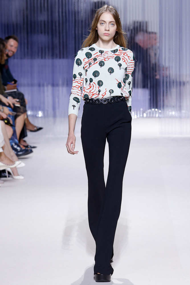 Carven Ready To Wear SS 2016 PFW (26)