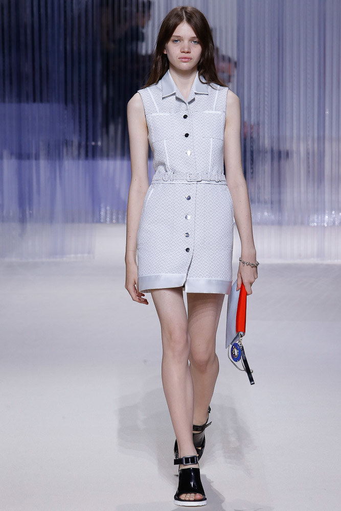 Carven Ready To Wear SS 2016 PFW (6)