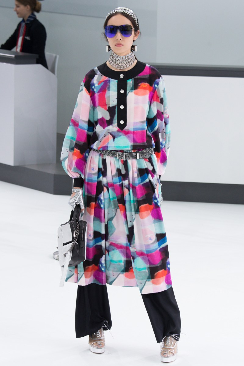 Chanel Ready To Wear SS 2016 PFW (50)