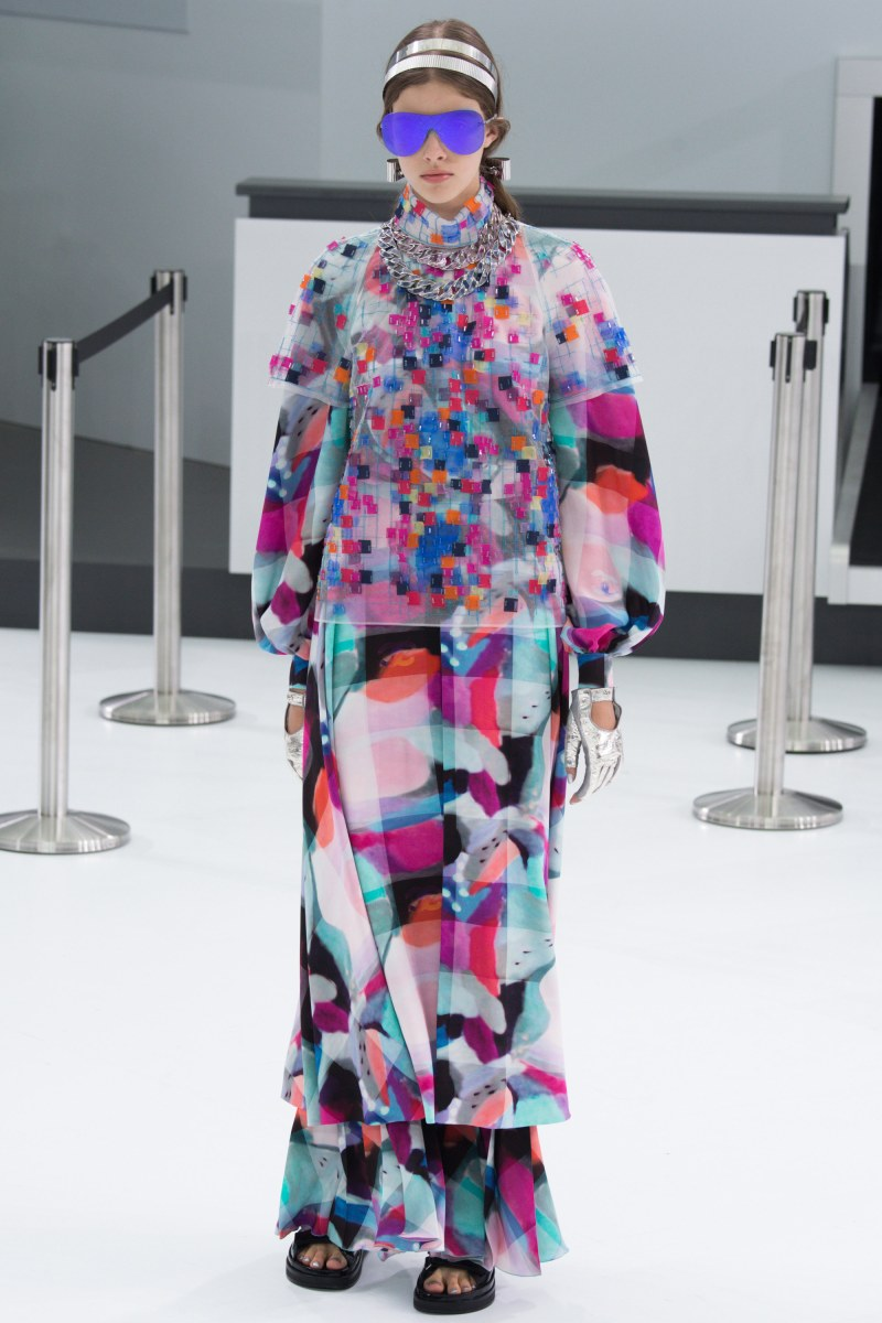 Chanel Ready To Wear SS 2016 PFW (51)