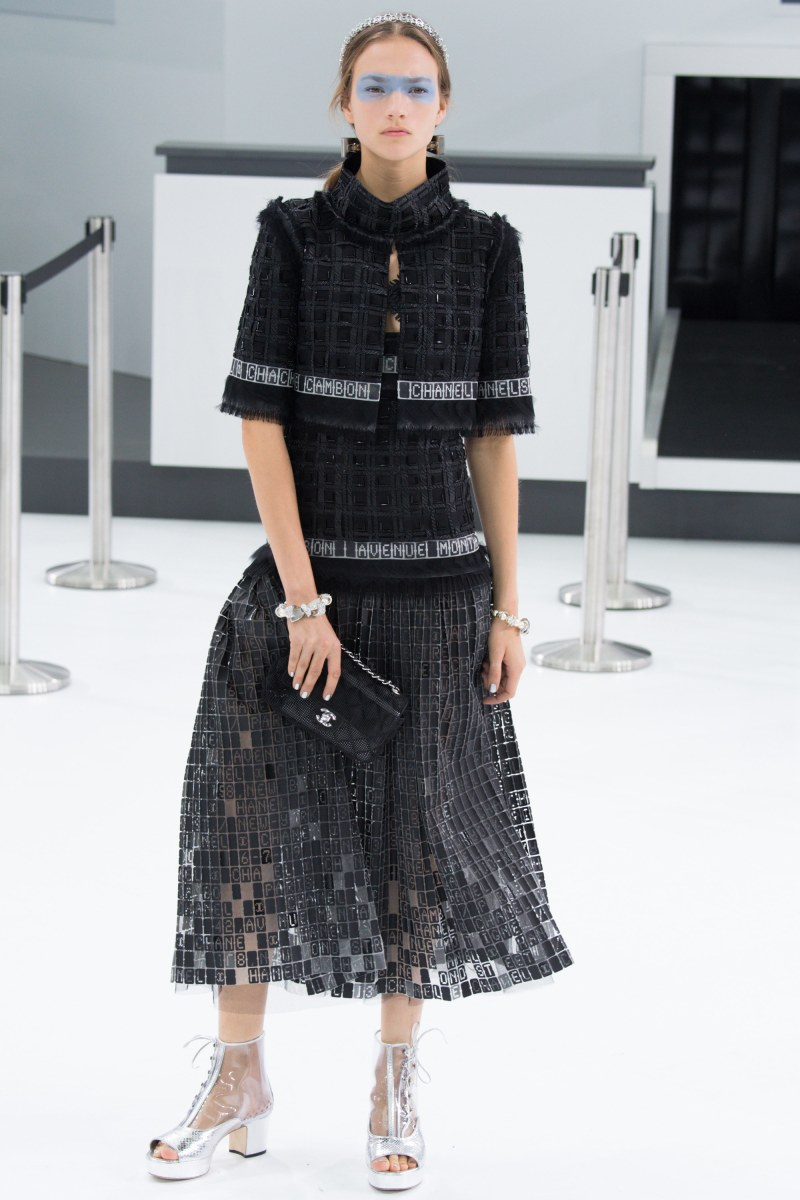 Chanel Ready To Wear SS 2016 PFW (74)